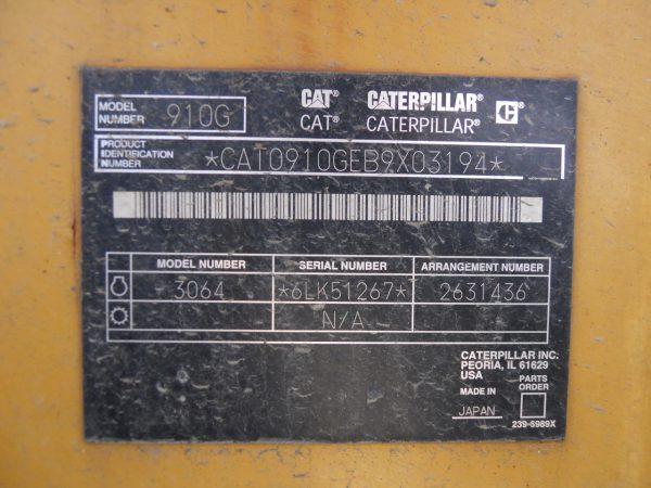 CAT_910G